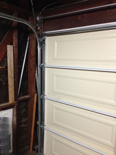 Garage Door Spring/Cable System